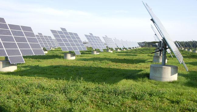 SOLARSTROMPROJEKT: ROTVORWERK
